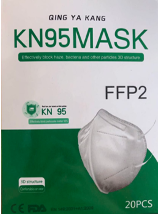 100,000 Pack - KN95 FDA Approved Masks