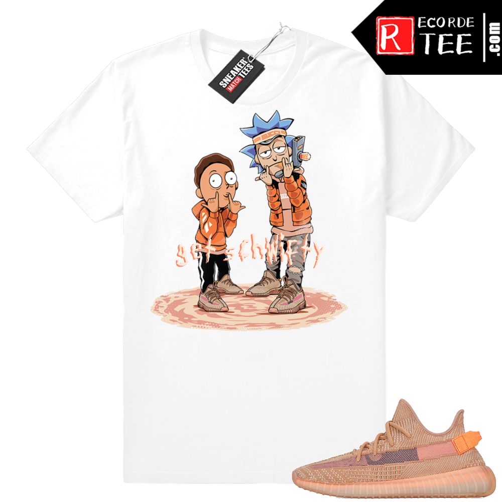 Shirts to match Clay Yeezys shoes