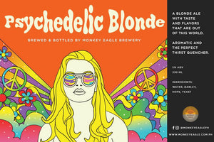 Psychedelic Blonde