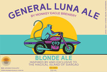Load image into Gallery viewer, General Luna Ale