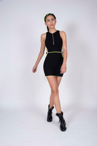 MANHOLE MINI DRESS
