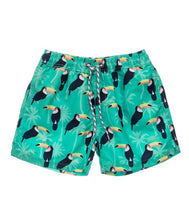 Load image into Gallery viewer, Toucan Talk Volley Boardshort