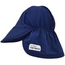 Load image into Gallery viewer, UPF 50 Swim Flap Hat