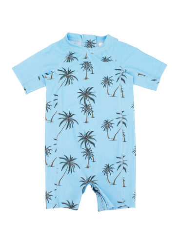 Beach Daze One Piece Surf Suit