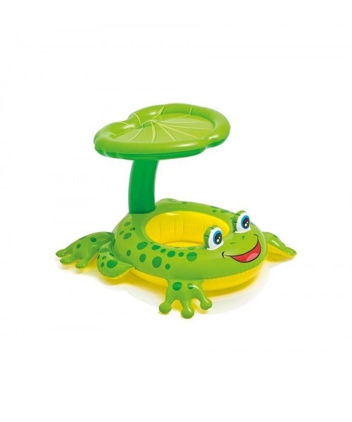 Frogging Friend Shaded Baby Float