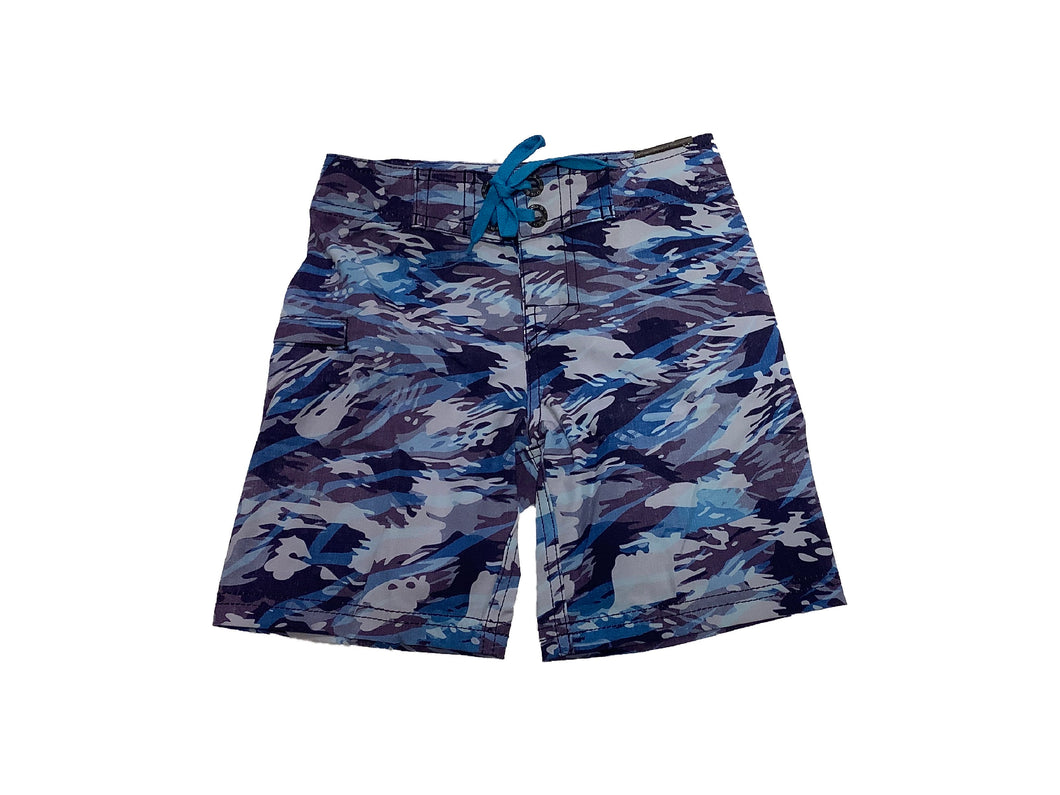 Just Bones Waves Boardshort