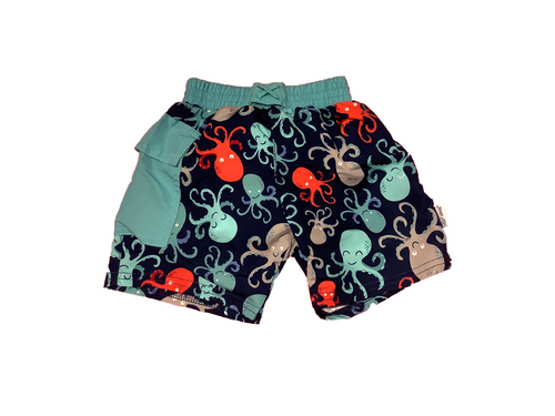 iPlay Pocket Trunks Octopus