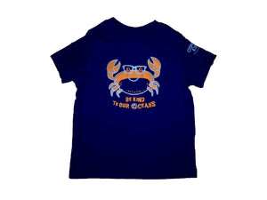 Coastal Kids Tee- Crab