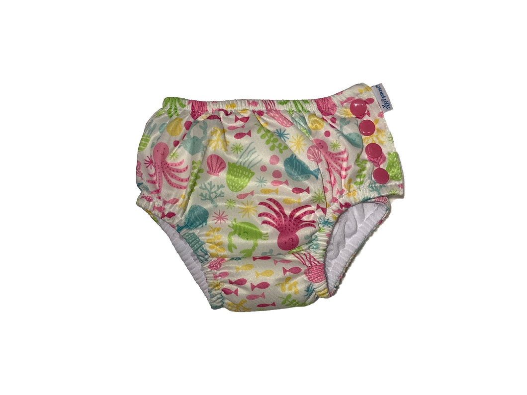 iPlay Reusable Swim Diaper Sea Pals