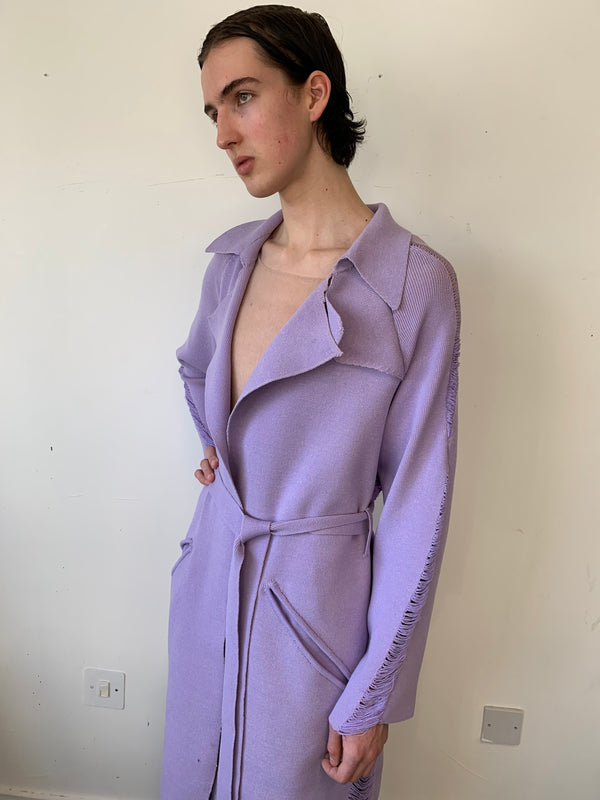 Purple Float Trench