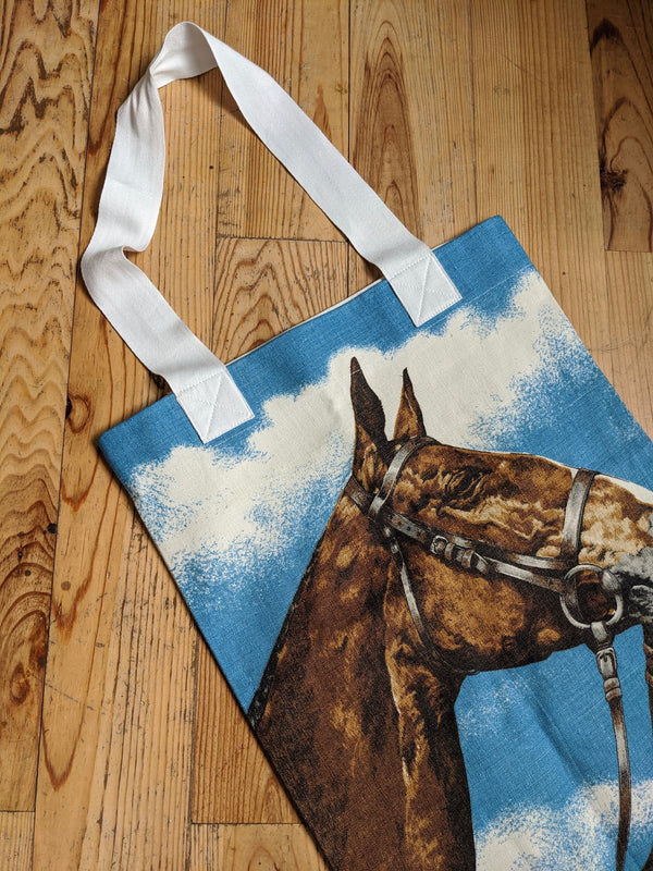 Adam Jones-XL Horse Bag-APOC STORE