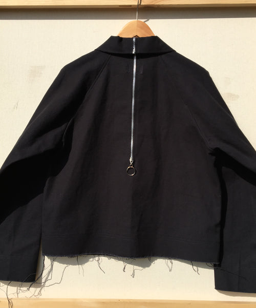 Convertible Raglan Jacket