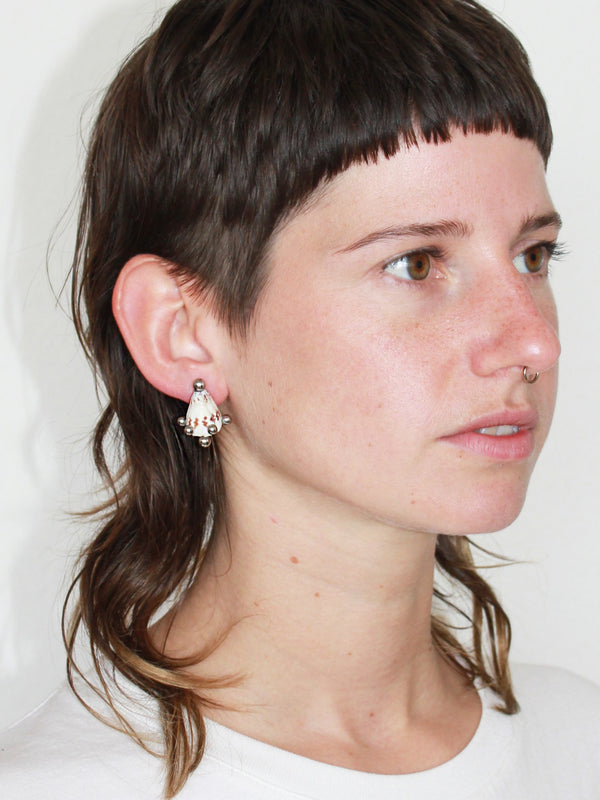 Kappa Single Earring