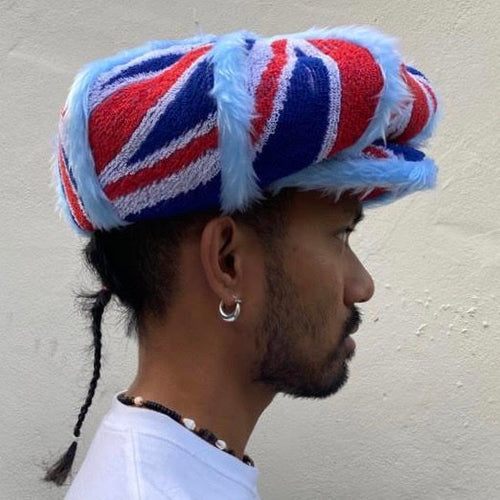 X Adam Jones British Beer Towel Hat