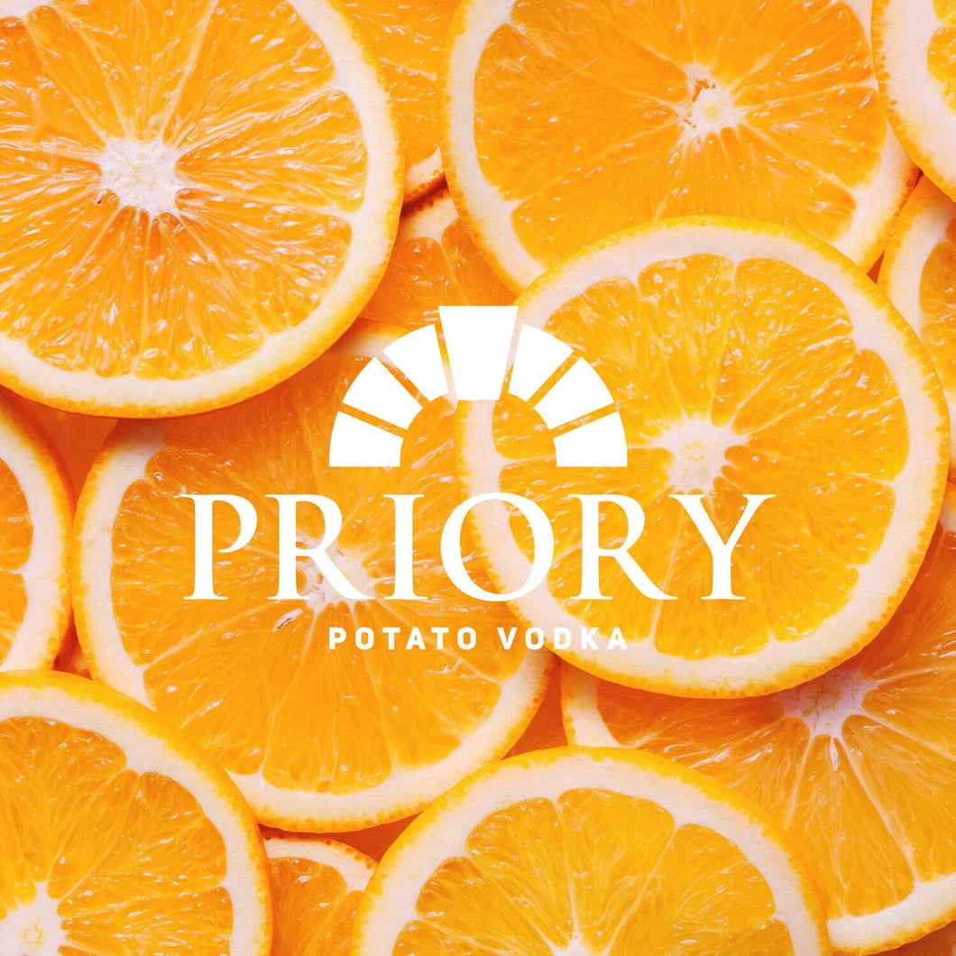 Priory Vodka | Orange 70cl