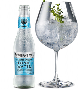 Fevertree Mediterranean tonic water