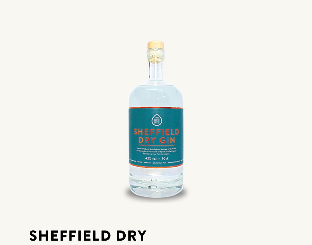 Sheffield Dry Gin 70cl