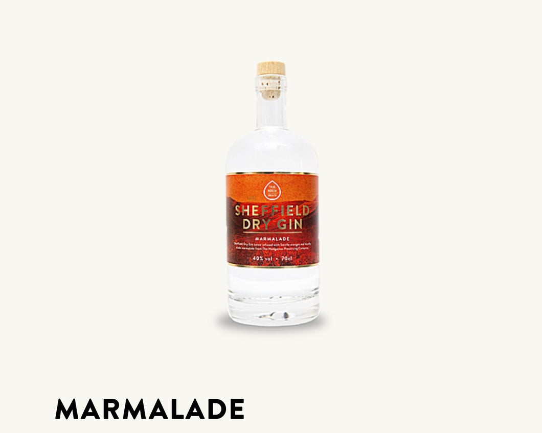 Sheffield Dry Gin | Marmalade 70cl