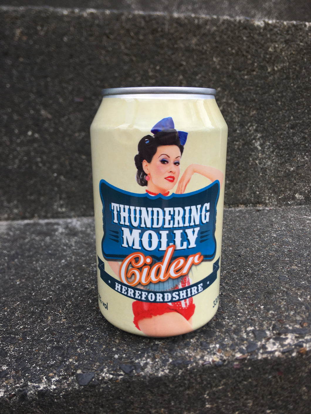 Thundering Molly | 5.2% | Cider