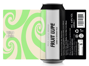 Fruit Lupe | 4.8% | Sabro & Coconut pale