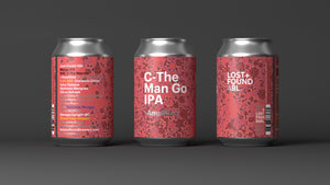C-The Man Go  | 5.4% | IPA GF