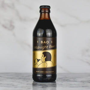 Braybrooke Bao | 5% | Midnight beer black lager