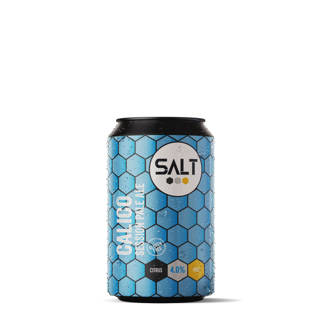 Calico| pale | 4% ABV | gluten free