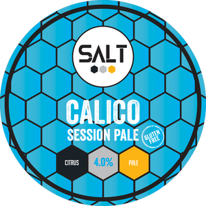 Calico | session pale | 4% ABV