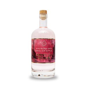 Rhubarb & English Apple Sheffield Dry Gin 70cl