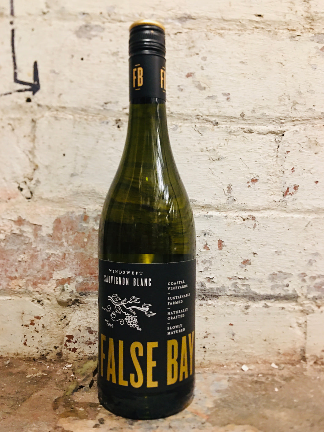 False Bay | Sauvignon Blanc 2019 - Bottle