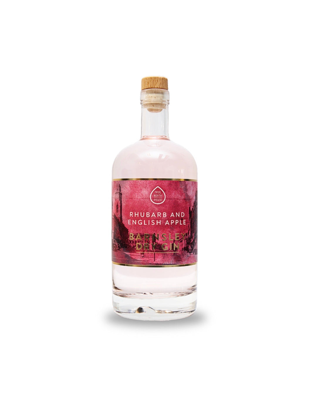 Sheffield Dry Gin | 40% | Rhubarb & English Apple