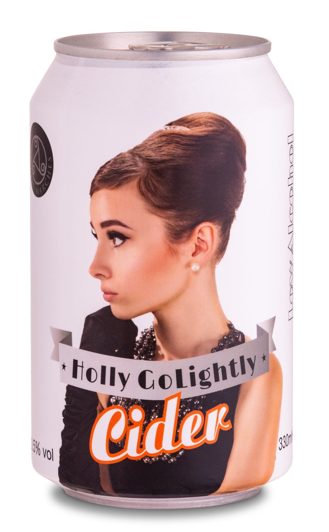 Holly GoLightly| Cider | 0.5% ABV 330ml
