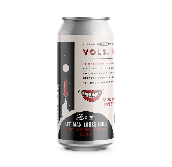 Let man loose Juice | 3.5 % | American Amber