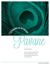 Load image into Gallery viewer, MONROE: Variations on an Ancient Pavane