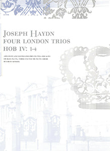 HAYDN: Four London Trios HOB IV: 1-4