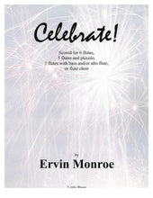 Load image into Gallery viewer, MONROE: Celebrate!