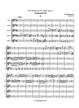 Load image into Gallery viewer, BOISMORTIER: Six Concerti for Five Flutes - score