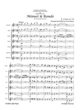 Load image into Gallery viewer, MOZART: Minuet and Rondo (Haffner)