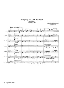 MEADOR: Orchestral Excerpts for Flute Ensemble