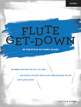 Load image into Gallery viewer, MONROE: Flute Get-Down
