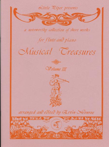 Musical Treasures Volume Three