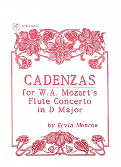 MONROE: Cadenza Mozart No 2 D Major
