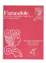 Load image into Gallery viewer, BIZET: Farandole from the L'Arlesienne Suite No. 2