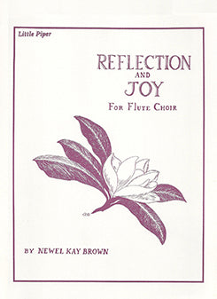 BROWN: Reflection and Joy