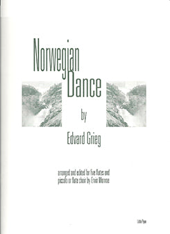 GRIEG: Norwegian Dance