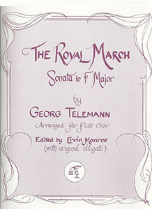 TELEMANN: Royal March