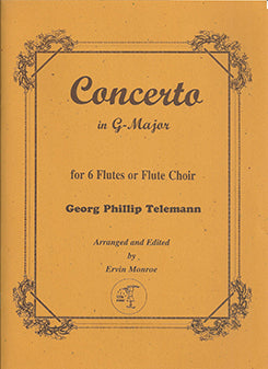 TELEMANN: Concerto in G Major
