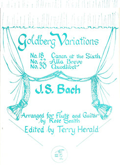 BACH JS: Goldberg Variations