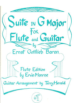 BARON: Suite in G Major