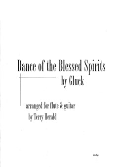 GLUCK: Dance of the Blessed Spirits